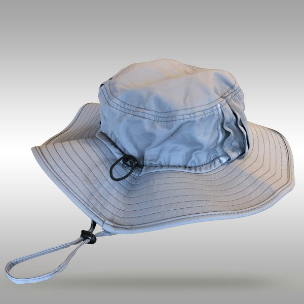 CB Bucket Hat, Grey - Cooperstown Bat Company