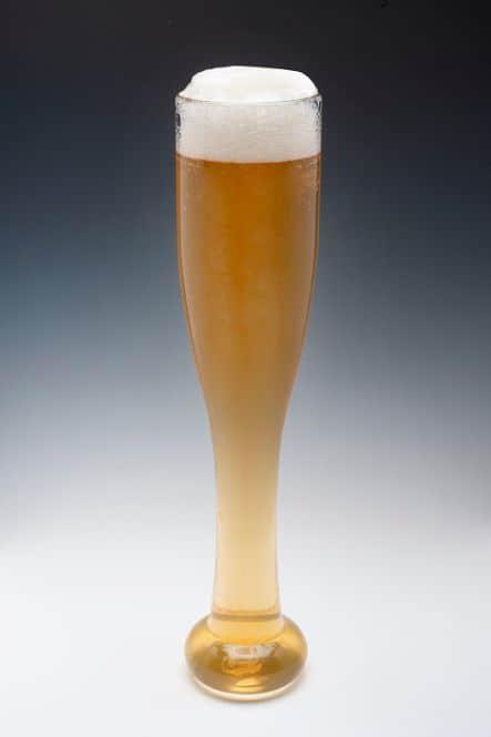 Cooperstown Bat - Beer Bat Clear Glass