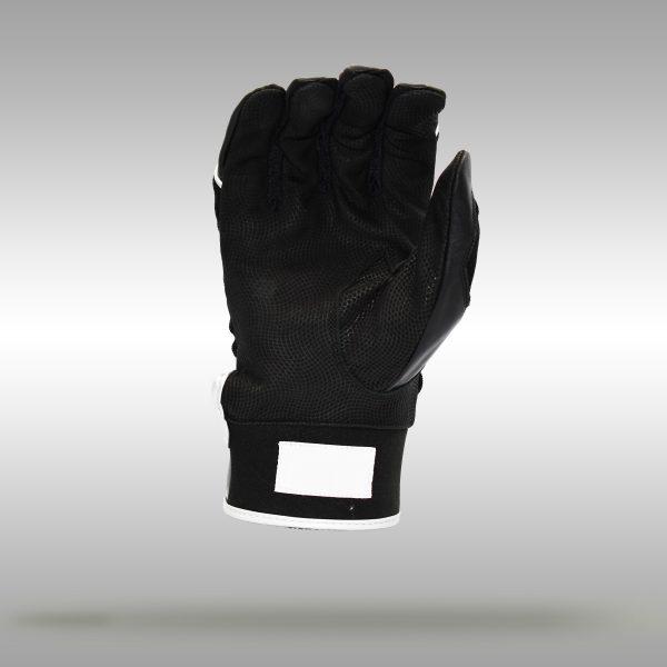 Black Tactical Batting Gloves