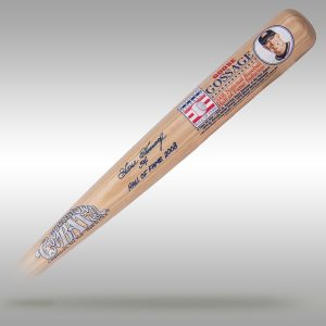 Goose Gossage Autographed Hall of Fame Bat
