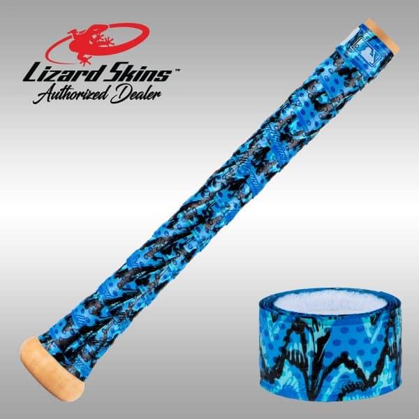Tidal Camo Lizard Skins, bat wrap, bat grip