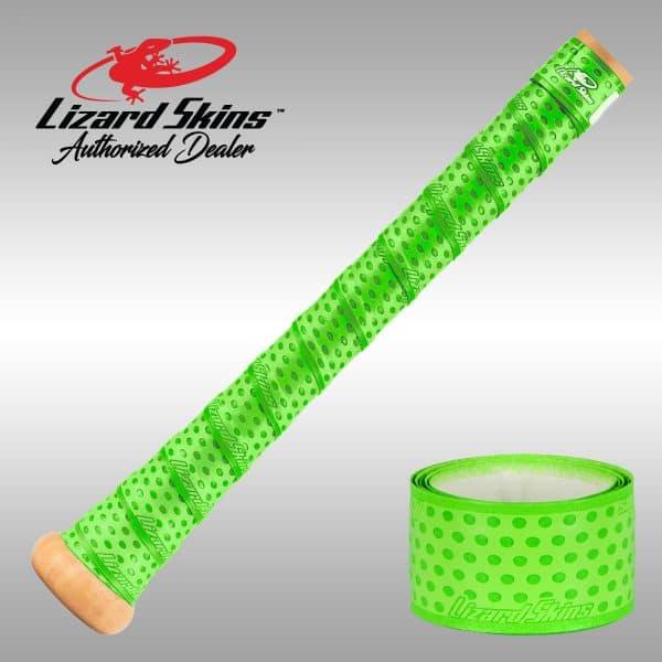 Green Lizard Skin, Bat Wrap, Bat grip