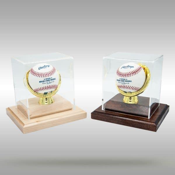 Acrylic Baseball Display