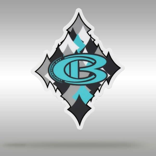 CB Pro Diamond Sticker
