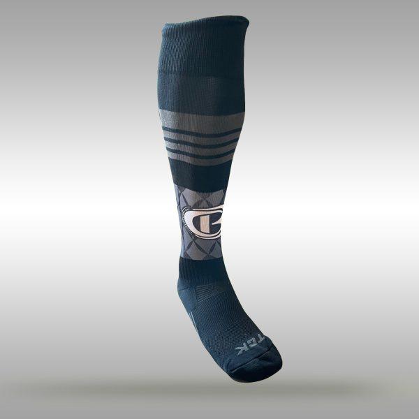 Cooperstown Bat CB Diamond Tall Socks