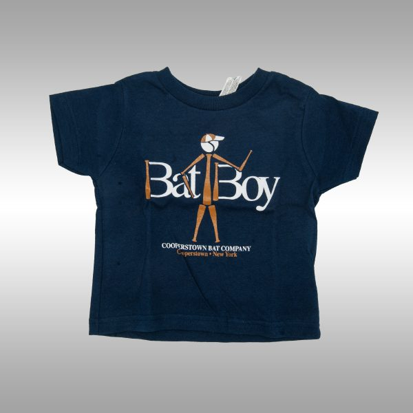 Cooperstown Bat - Bat Boy Graphic T-shirt